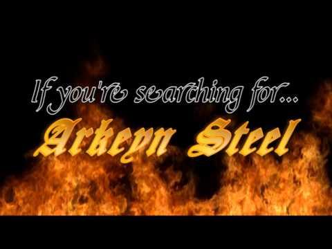 Arkeyn Steel Records – Old Promo Video