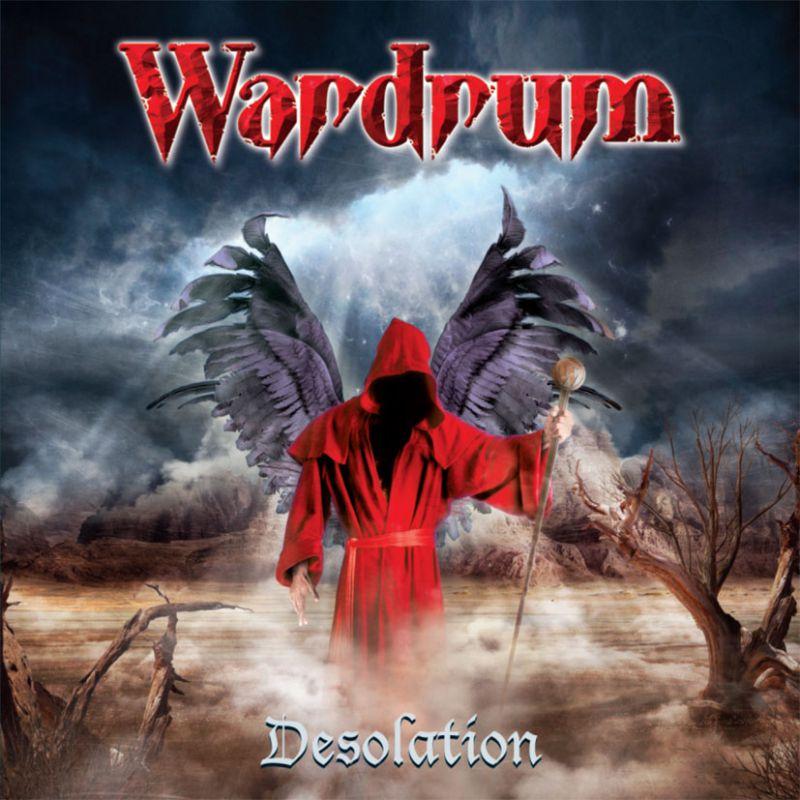WARDRUM: Desolation CD – Steel Gallery Metal Store