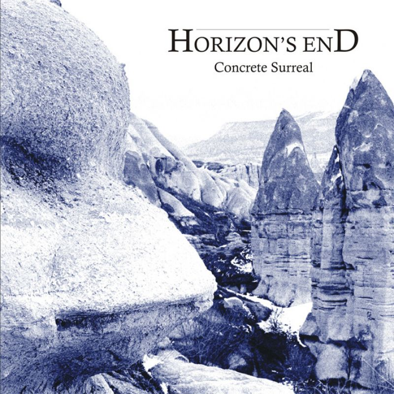 Horizon With Cement : Horizon s end concrete surreal steel gallery metal store