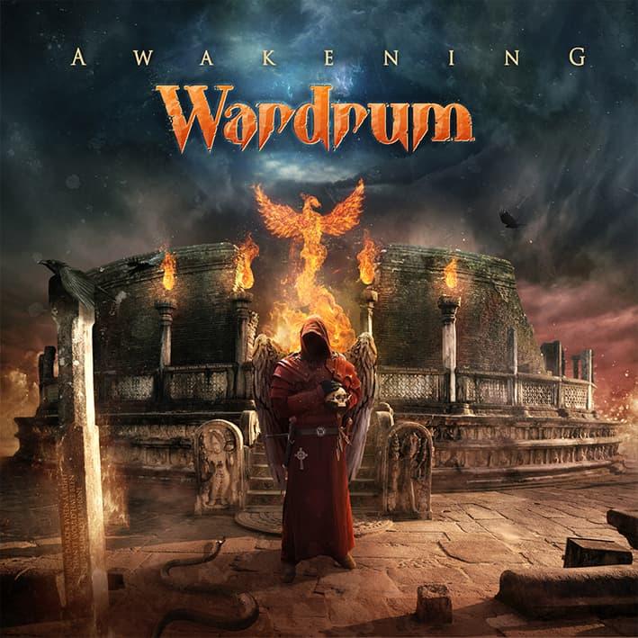 WARDRUM: Awakening CD – Steel Gallery Metal Store