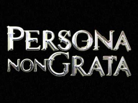 Persona Non Grata – Confirm Your Humanity