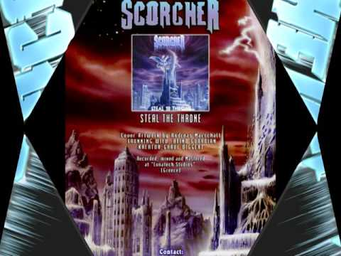 Scorcher – Steal The Throne